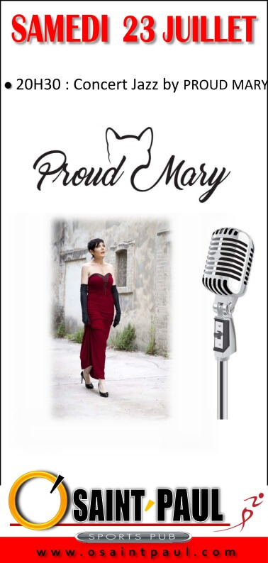 proud mary 23  juill